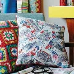 Cath Kidston Brighton Cushion