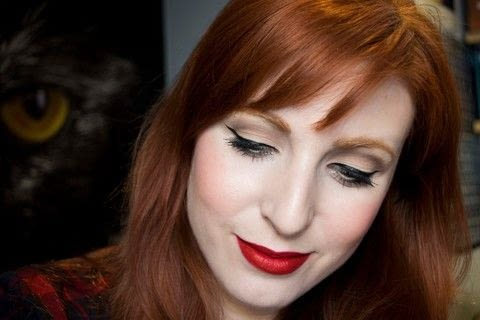 Pin Up Look With Kat Von D 183 How To Create A Pin Up