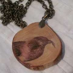 Into The Woods Pendant