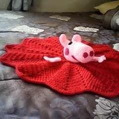 Peppa Pig Security Blanket