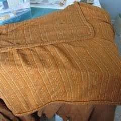 Blanket To Skirt