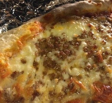It has cheese. What could go wrong? .  Free tutorial with pictures on how to cook a pizza in under 60 minutes by cooking with yeast, salt, and oil. Inspired by new york. Recipe posted by Betty K.  in the Recipes section Difficulty: 3/5. Cost: Cheap. Steps: 6