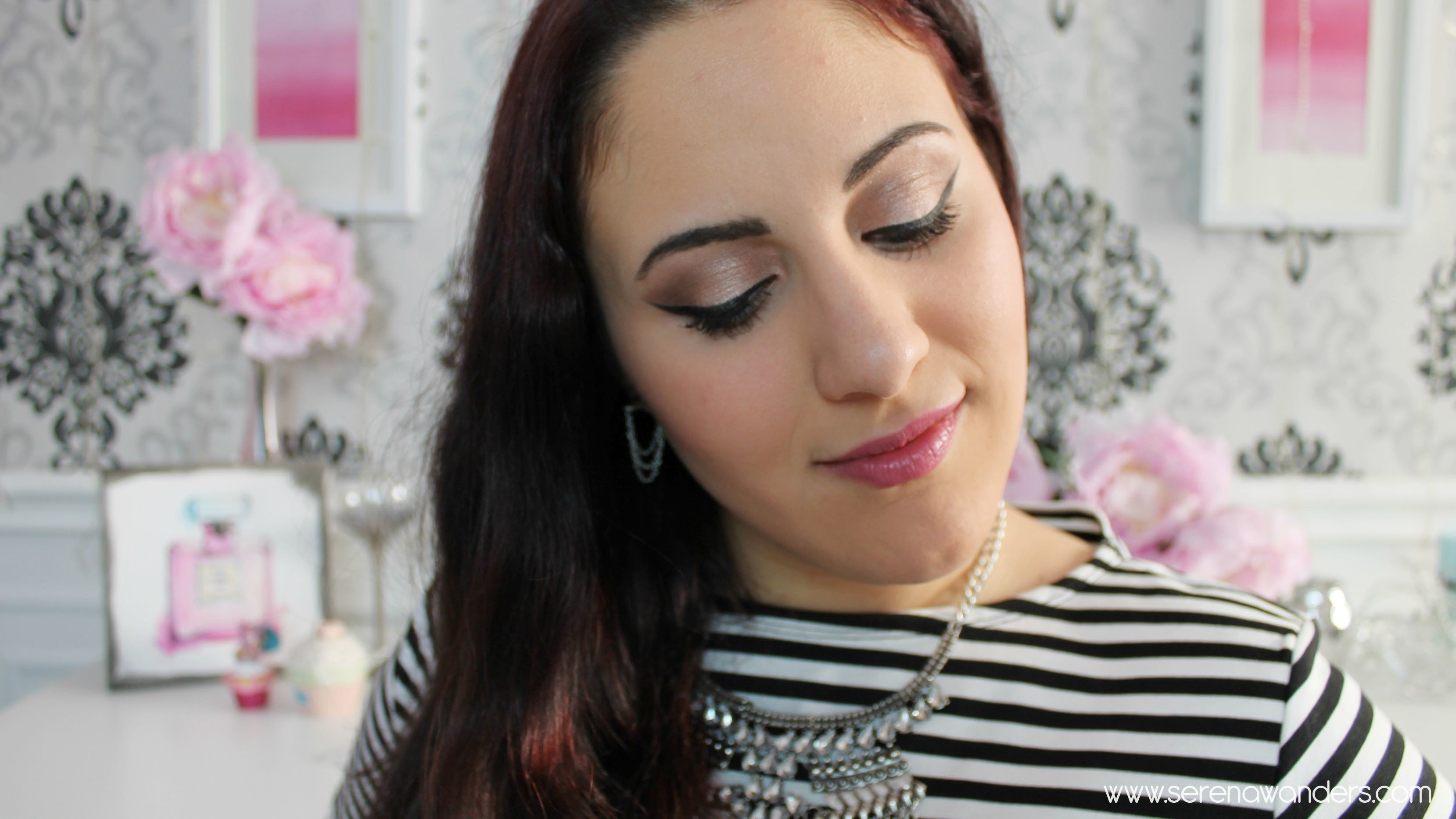 Everyday Makeup Look Feat The Urban Decay Naked Palette How To