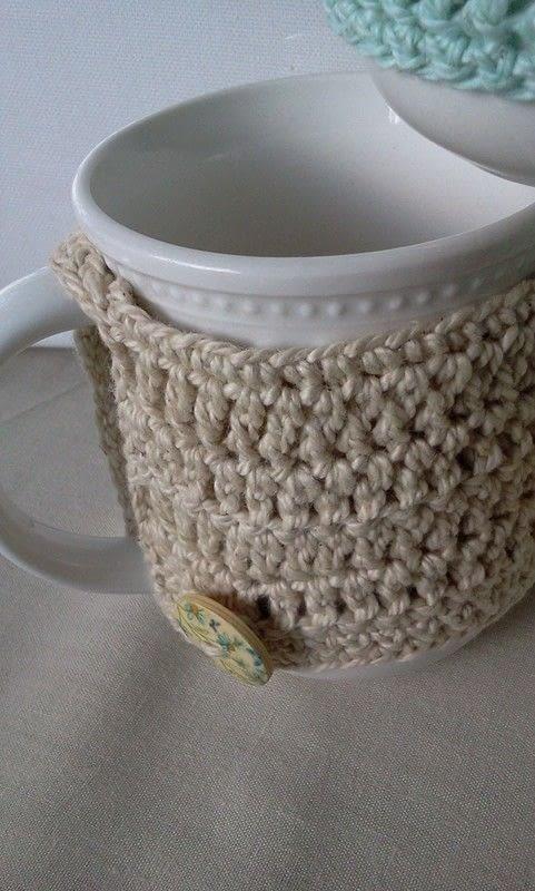 Mug Cozies Warmers 183 How To Make A Mug Warmer