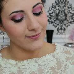❤ Valentine's Day Makeup Tutorial : Pink Ombré Eyes ❤
