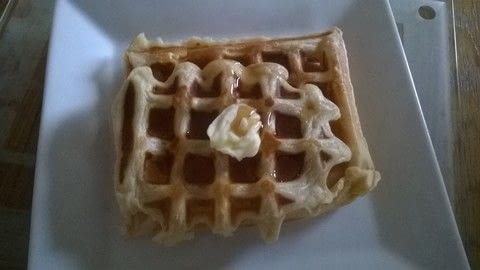.  Free tutorial with pictures on how to cook waffle in under 90 minutes by cooking with milk, butter, and honey. Recipe posted by Super Madcow.  in the Recipes section Difficulty: Easy. Cost: Cheap. Steps: 7