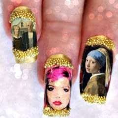 Art Gallery Manicure