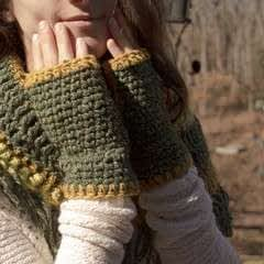 Spring Meadow Gloves