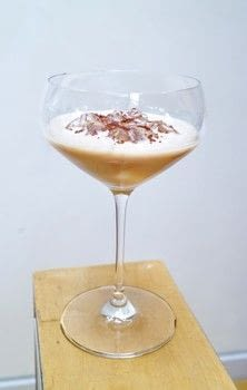A chocolate orange inspired dessert cocktail .  Free tutorial with pictures on how to mix a cocktail in under 5 minutes by mixing drinks with irish cream, triple sec, and ice. Recipe posted by Cat Morley.  in the Recipes section Difficulty: Simple. Cost: Cheap. Steps: 4