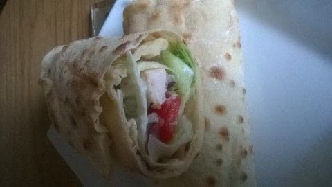 Chicken Soulvaci  .  Free tutorial with pictures on how to cook a wrap in under 60 minutes by cooking and baking with chicken breast, olive oil, and lime juice. Recipe posted by Super Madcow.  in the Recipes section Difficulty: Easy. Cost: 3/5. Steps: 5