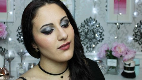 A Full Face or First Impressions with NYX, KIKO and Essence products .  Free tutorial with pictures on how to create a silver eye makeup look in under 25 minutes using make up. How To posted by Serena A.  in the Beauty section Difficulty: Simple. Cost: Cheap. Steps: 1