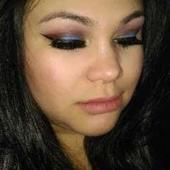 LimeCrime Venus 2 Colorful Smokey Eye