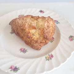 Vanilla Ginger Scones