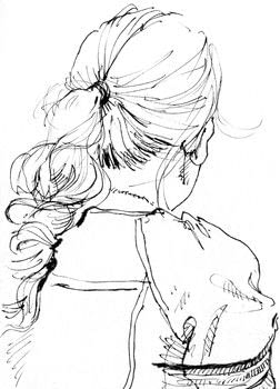 Drawing the Details: Hair .  Free tutorial with pictures on how to make a drawing in 10 steps by creating and drawing with pencil. How To posted by Search Press.  in the Art section Difficulty: 3/5. Cost: Cheap.