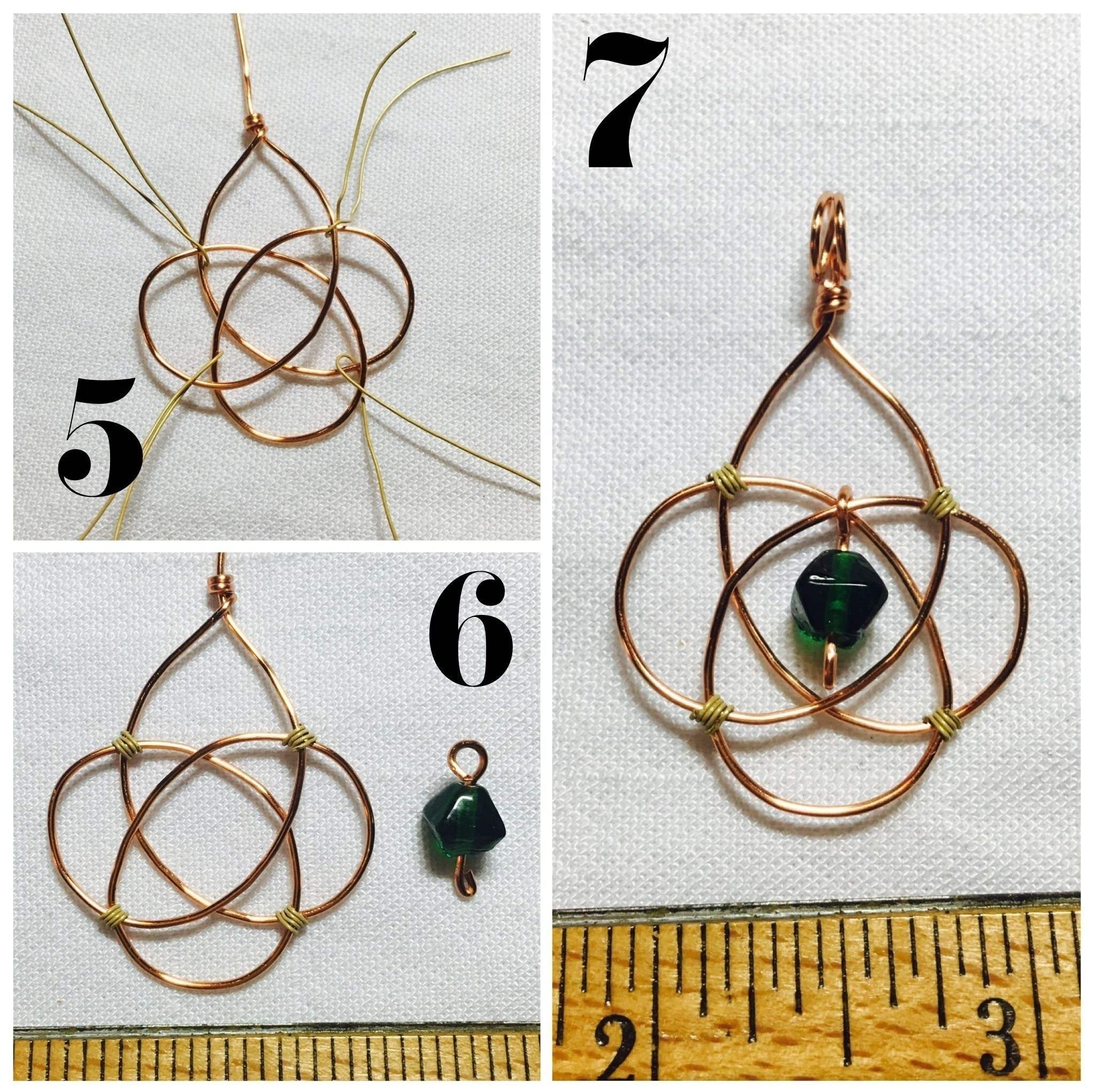 Celtic Knot Pendant · How To Make A Pendant Necklace · Jewelry on ...