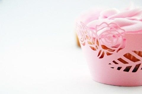 Add some floral sweetness to any cupcake design with our free printable cupcake wrappers! .  Free tutorial with pictures on how to make a kitchen project / dining project in under 15 minutes using template. Inspired by cupcakes and roses. How To posted by The Party Girl.  in the Papercraft section Difficulty: Easy. Cost: No cost. Steps: 2