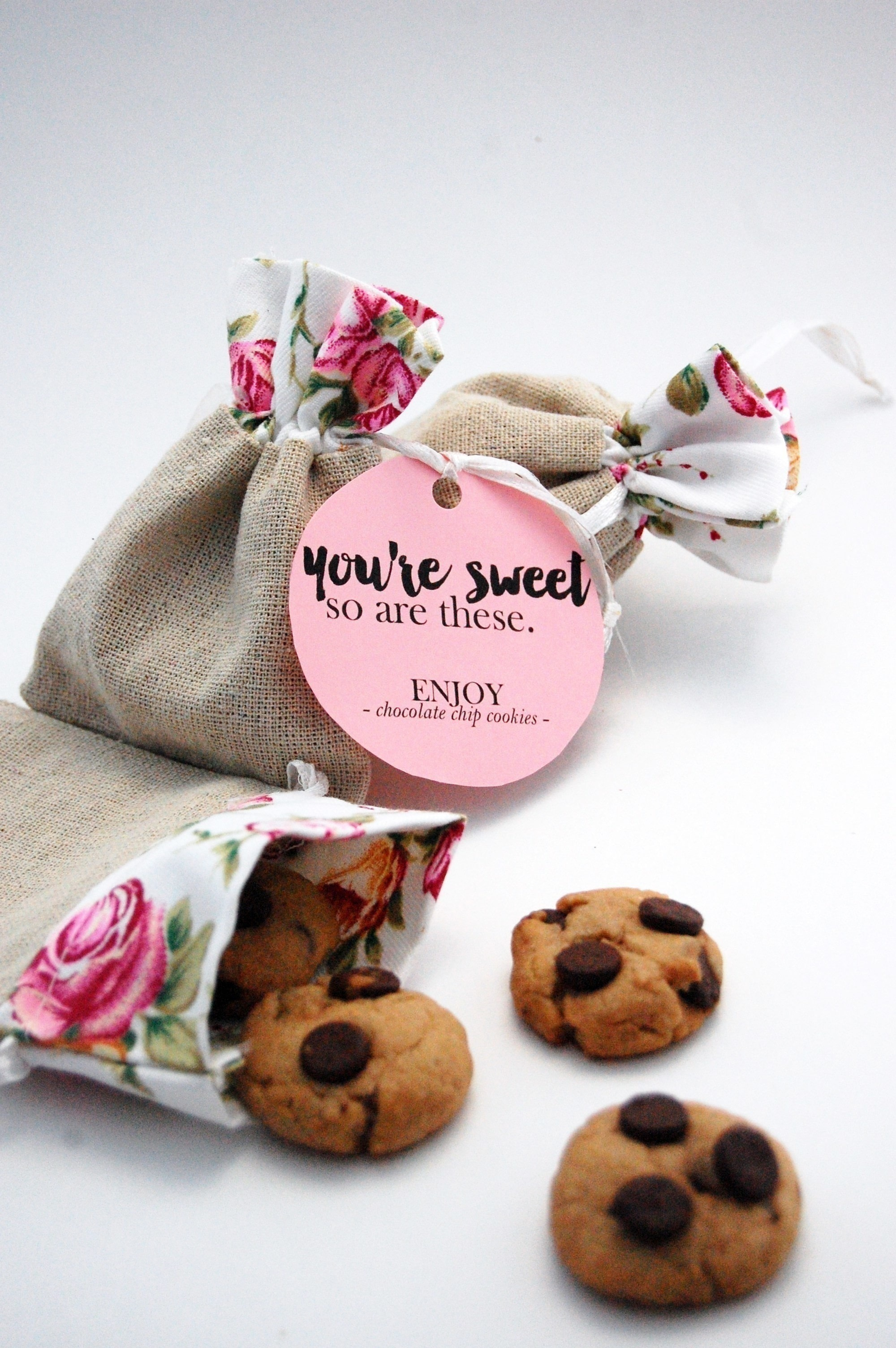 Make These Adorable Chocolate Chip Cookie Bites + Get This Free ...