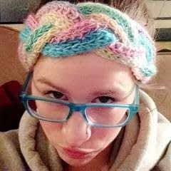 Crochet Braided Earwarmer