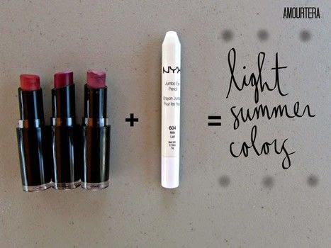 instantly double your lipstick colors · how to create a