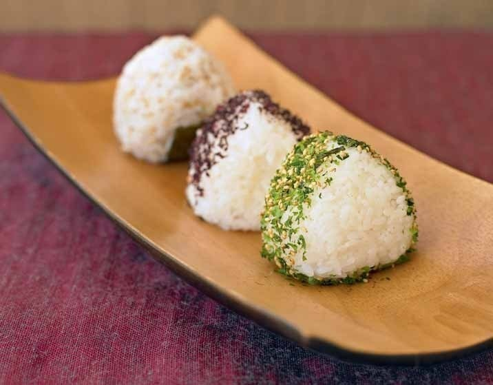 Stuffed Rice Balls · Extract from My Japanese Table by ...