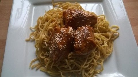 .  Free tutorial with pictures on how to cook a chicken dish in under 90 minutes by cooking with chicken breast, sauce, and oyster sauce. Recipe posted by Super Madcow.  in the Recipes section Difficulty: Easy. Cost: Cheap. Steps: 3