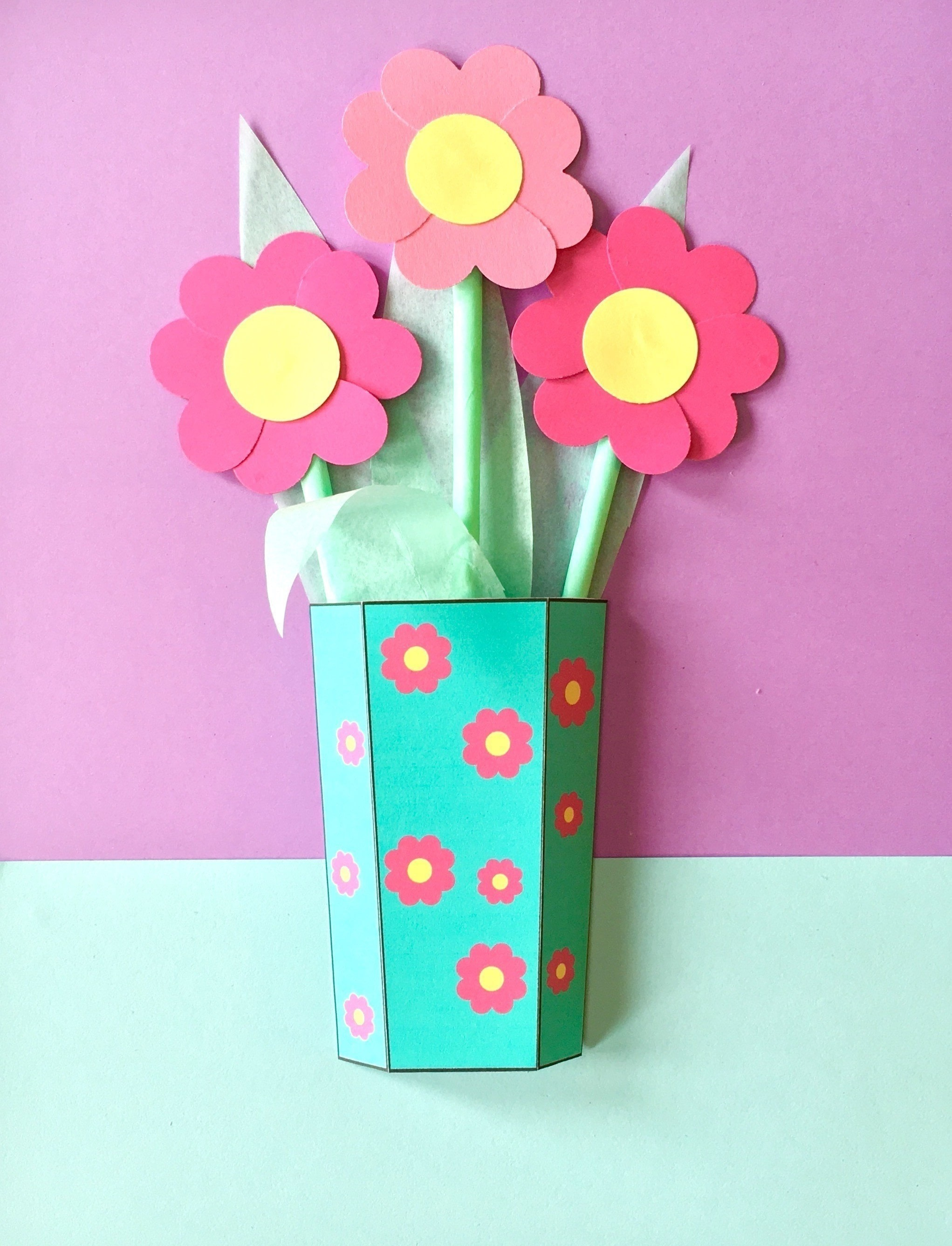 Free Tutorial With Pictures On How To Make A 3D Greetings Card In Under 30