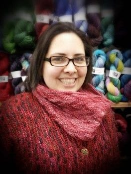 A funky cowl by MommaKo .  Free tutorial with pictures on how to make a cowl in under 180 minutes by knitting with worsted weight yarn and circular needles. How To posted by Shop Showcase.  in the Yarncraft section Difficulty: Simple. Cost: Cheap. Steps: 1