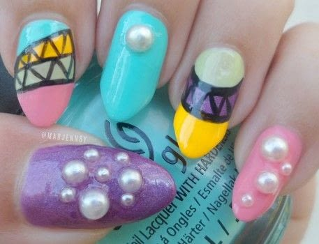 .  Free tutorial with pictures on how to paint a character nail in under 40 minutes using nail polish. Inspired by japanese. How To posted by Jennifer R.  in the Beauty section Difficulty: Simple. Cost: Cheap. Steps: 1