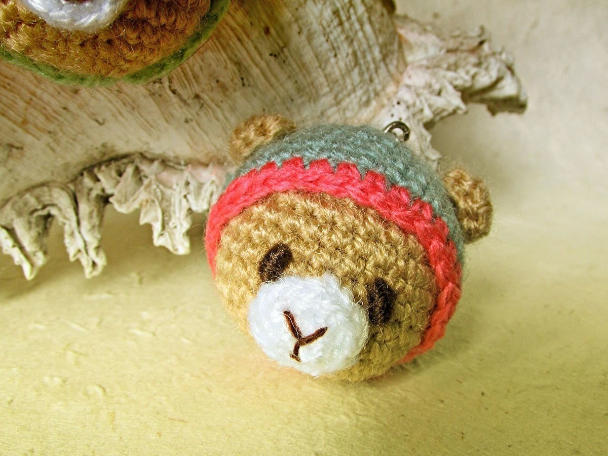68 Amigurumi Keychain Pattern Ideas. Small, Cute and Very Simple ... | 900x1200