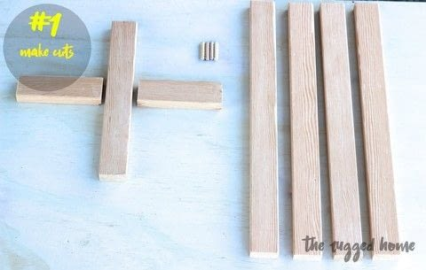 Make These Gorgeous DIY West Elm Inspired Plant Stands .  Free tutorial with pictures on how to make a vase, pot or planter in under 30 minutes using wood glue, 1x3, and dowel. How To posted by Jessica-Sara M.  in the Home + DIY section Difficulty: Simple. Cost: Absolutley free. Steps: 6
