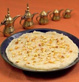 Khabees Al-Nasha .  Free tutorial with pictures on how to cook custard in under 15 minutes by cooking with cornstarch, sugar, and unsalted butter. Recipe posted by Tuttle Publishing.  in the Recipes section Difficulty: Simple. Cost: Cheap. Steps: 2