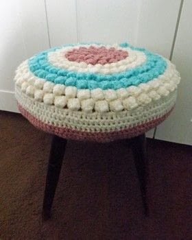 Simple Crochet Cover .  Make a seat pad in under 180 minutes by crocheting with crochet hook and dk wool. Creation posted by PixieFey.  in the Yarncraft section Difficulty: Easy. Cost: Cheap.