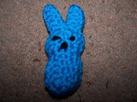 Marshmallowy Friends!! :D .  Make rabbit plushie in under 60 minutes using yarn needle, acrylic yarn, and yarn. Inspired by toys and easter. Creation posted by musicallyknitted ™.  in the Yarncraft section Difficulty: Easy. Cost: Absolutley free.