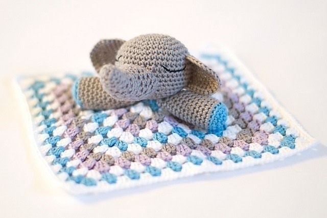 Knitting Cloth Pattern - ELEPHANT - PDF | Topflappen stricken ... | 426x640