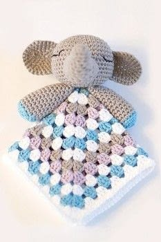 The sweetest snuggle is the Elephant snuggle. You just have to make at least one! .  Free tutorial with pictures on how to make an elephant plushie in under 120 minutes by crocheting with yarn and crochet hook. Inspired by babies and elephants. How To posted by Dendennis.  in the Yarncraft section Difficulty: Simple. Cost: Cheap. Steps: 6