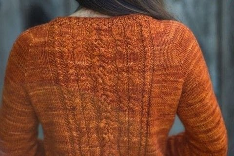 Refined Knits .  Free tutorial with pictures on how to stitch a knit or crochet sweaters in 1 step by knitting with yarn and knitting needle. How To posted by FW Media.  in the Yarncraft section Difficulty: 3/5. Cost: Cheap.