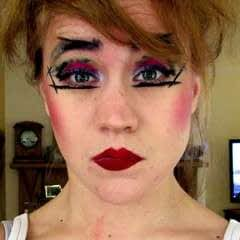 Theatrical Punk Girl: Nina Hagen Inspired