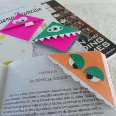Monster Corner Bookmark!!
