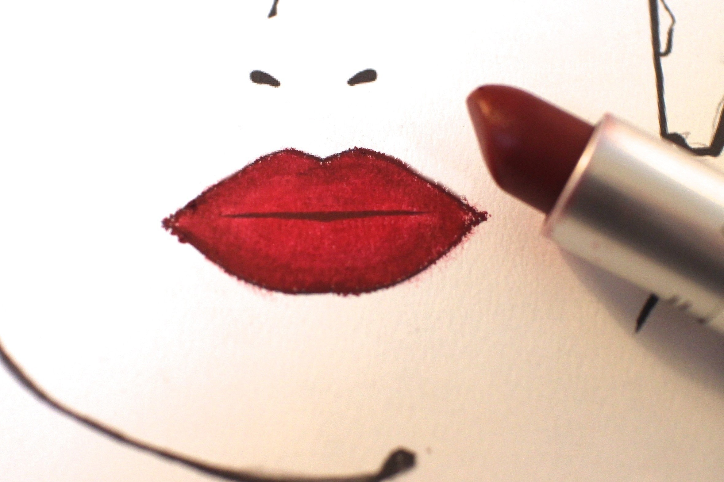 Lip Paint Red