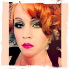 Warhol Superstar Candy Darling Inspired Make Up