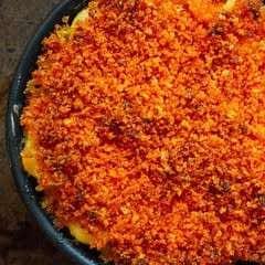 Tangy Kimchi Mac N' Cheese