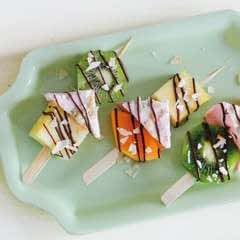 Lychee And Lime Mallows