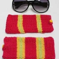 Sunny Sunglasses Case