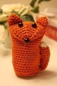 A cute amigurumi toy which can be used to send a sweet note .  Free tutorial with pictures on how to make a fox plushie in under 180 minutes by crocheting with cotton yarn, beads, and safety eyes. Inspired by foxes. How To posted by Emma V.  in the Yarncraft section Difficulty: Simple. Cost: No cost. Steps: 1