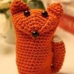 My Foxy Valentine Toy