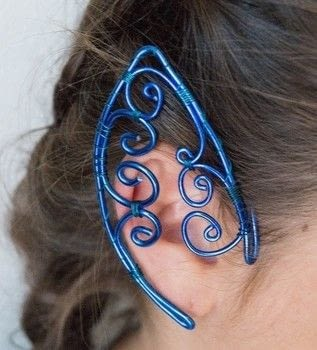 .  Make a cuff earring in under 60 minutes using wire and wires. Creation posted by ChaosAnonyme.  in the Jewelry section Difficulty: 4/5. Cost: Cheap.