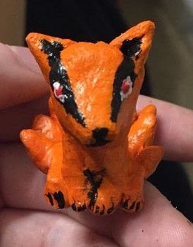 .  Sculpt a clay animal necklace in under 40 minutes Inspired by anime & manga and naruto. Version posted by Kinhime Dragon. Difficulty: 3/5. Cost: No cost.