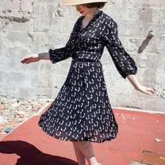 Diy 40's Style Dress