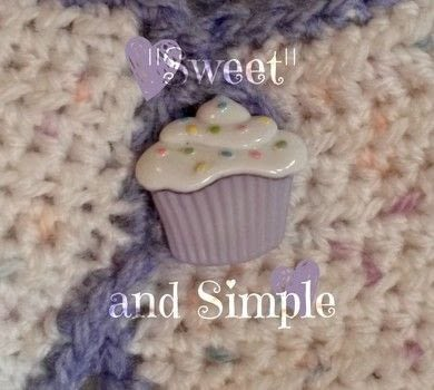 """Sweet"" and Simple .  Make a baby jumper in under 120 minutes by sewing, yarncrafting, crocheting, and hand sewing with crochet yarn, crochet hook, and yarn needle. Inspired by babies, baby showers, and kawaii. Creation posted by hannah g.  in the Yarncraft section Difficulty: Easy. Cost: Absolutley free."