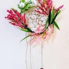 Flower Wreath Catcher